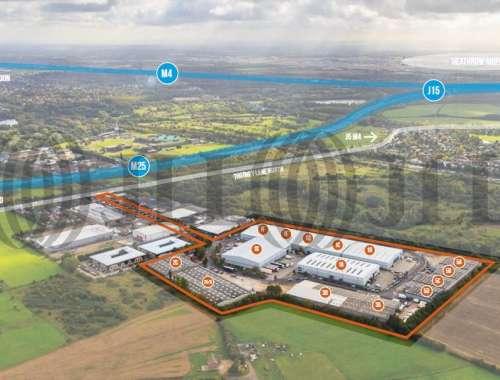 Industrial Iver, SL0 9JQ - Units 1B, 1C, 1D & 1G Ridgeway Distribution Centre - 79938