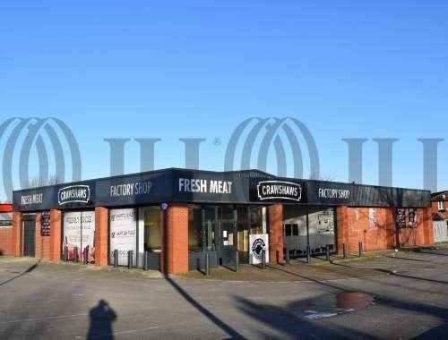 Retail out of town Manchester, M18 8HE - 35 Garratt Way - 35