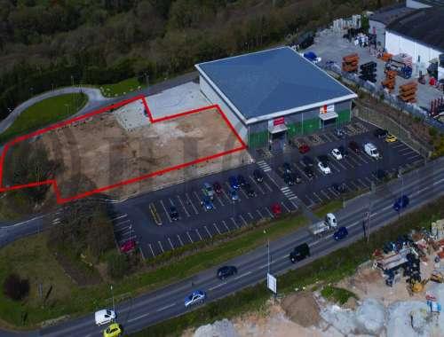 Land Bodmin, PL31 2QN - Dunmere Road Retail Park - 80377