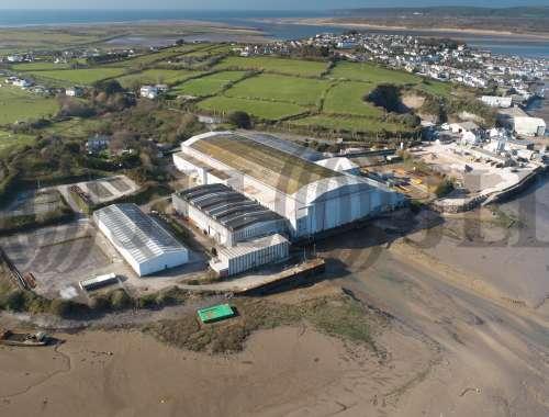 Industrial and logistics Bideford, EX39 1UZ - Appledore Shipyard - 201910