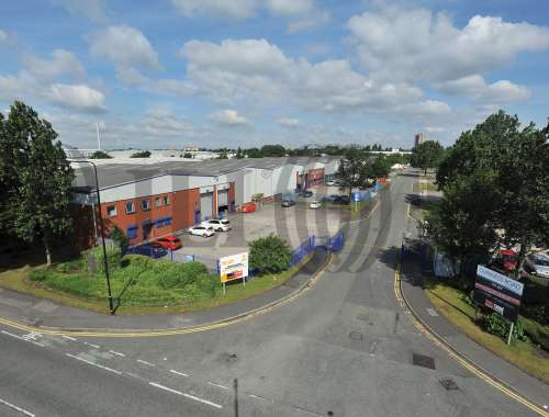 Industrial Manchester, M17 1SB - Guinness Road Trading Estate - 2