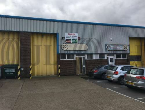 Industrial Southampton, SO15 1HA - Unit 22 City Industrial Park - 0898