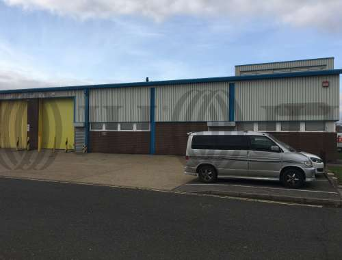 Industrial Southampton, SO15 1HG - Unit 13 City Industrial Park - 0883