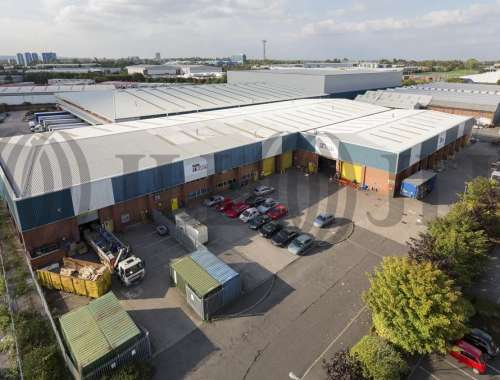 Industrial Smethwick, B66 1BB - Hawthorns Business Park - 0008