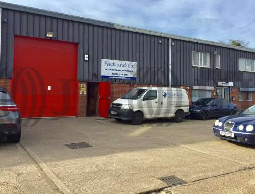 Industrial and logistics Uxbridge, UB8 2JP - Unit B Enterprise House - 9846