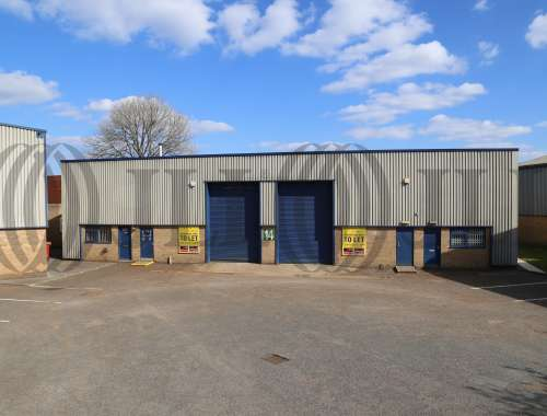 Industrial Leeds, LS12 6BD - Unit 14 Gelderd Trading Estate - 5297