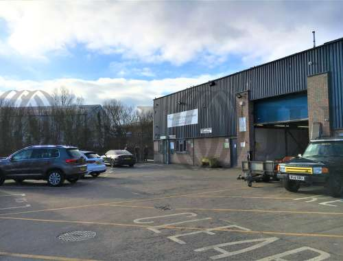 Industrial and logistics Bristol, BS2 0UY - Unit H, St Vincents Trading Estate - 4687