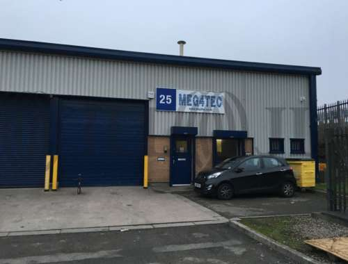 Industrial Prestwich, M25 9WE - Mountheath Trading Estate - 82130