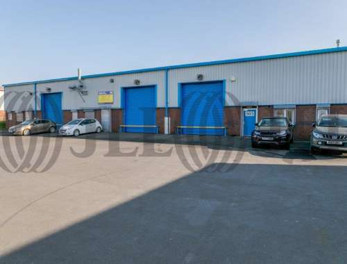 Industrial Heywood, OL10 2JG - Phoenix Close - 503