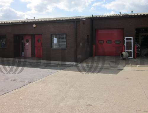 Industrial and logistics Hayes, UB3 3NW - Unit 3 Chesterfield Way - 201