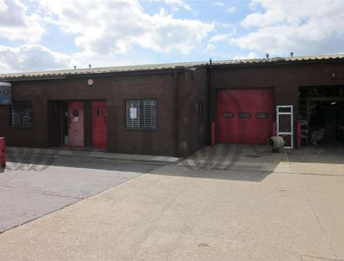 Industrial Hayes, UB3 3NW - Unit 3 Chesterfield Way - 87933