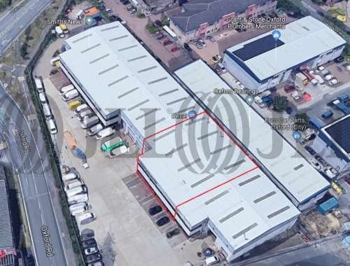 Industrial Oxford, OX4 6NH - Unit 2, Cowley Business Centre - 2