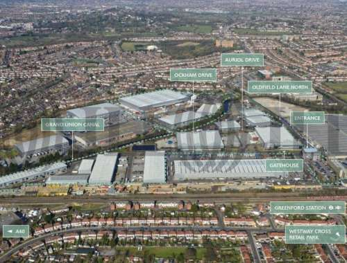 Industrial and logistics Greenford, UB6 0AZ - Unit 18 Greenford Park - 82351