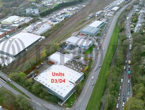 Industrial Plymouth, PL7 1SR - Unit D3-D4 Cot Hill Trading Estate - 88246