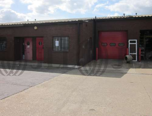 Industrial Hayes, UB3 3NW - Unit 10 Chesterfield Way - 201