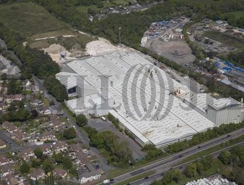 Industrial and logistics Newton abbot, TQ12 6RF - Former British Ceramic Tile Factory, Heathfield - 3537