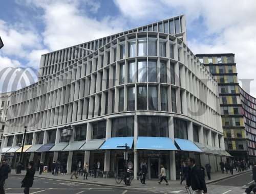 Office London, EC4M 7HX - One New Ludgate - 8021