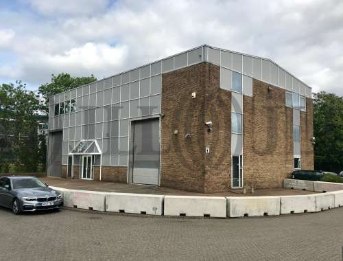 Industrial and logistics West drayton, UB7 8HY - Unit 1 Berrite Estate - 4657