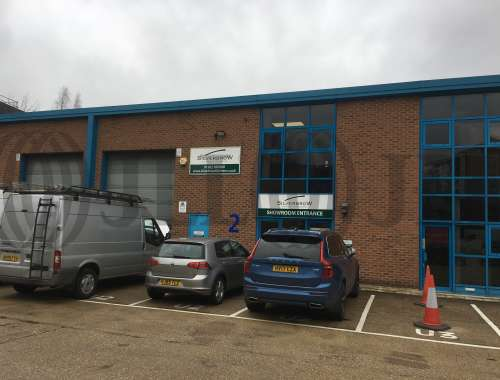 Industrial and logistics Winchester, SO23 0LB - Unit 2 Sun Valley Business Park - 1160