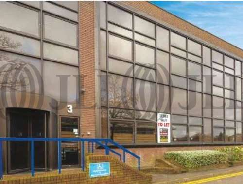 Industrial Bracknell, RG12 1RW - Unit 3 Western Trade Centre - 1