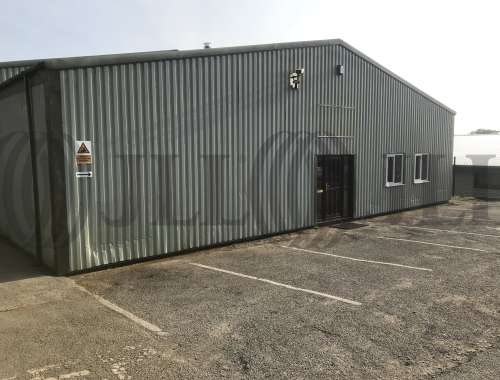 Industrial Launceston, PL15 7ED - Plot 5 Pennygillam Way - 0593