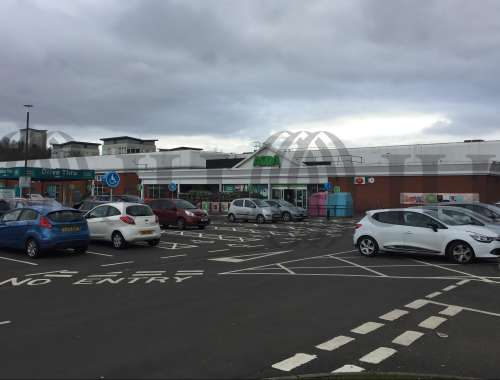 Retail shopping centre Glasgow, G23 5EZ - 20 Rothes Drive - 6390