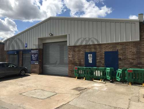 Industrial and logistics Leeds, LS14 2AQ - Unit F, Seacroft Industrial & Trade Park - 2