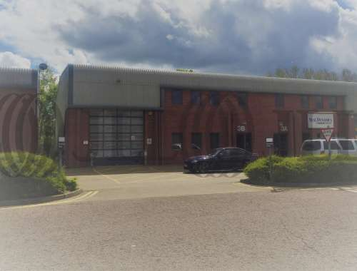Industrial and logistics Basingstoke, RG24 8WQ - Unit 3B Beechwood - 3
