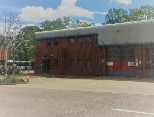 Industrial and logistics Basingstoke, RG24 8WQ - Unit 4B Beechwood - 4