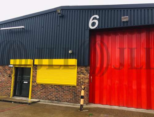 Industrial Epsom, KT17 1DH - Unit 6 Nonsuch Industrial Estate - 6