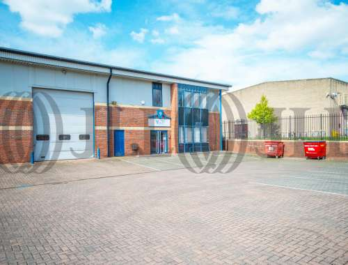 Industrial and logistics Bristol, BS5 0SP - Unit 9 City Business Park - 9674