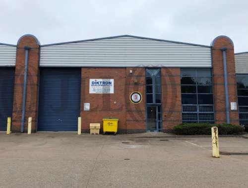 Industrial Birmingham, B24 9PR - Unit 3 Spitfire Park - 85347