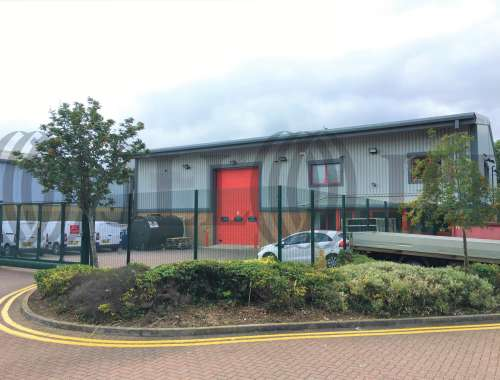 Industrial Chippenham, SN14 6RA - Unit 1 Cornbrash Park - 0835