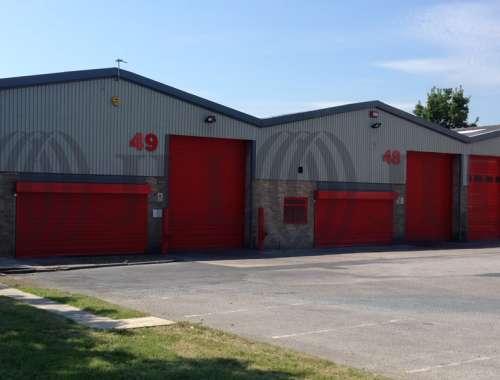 Industrial Wakefield, WF2 7AL - Unit 48 Monckton Road Industrial Estate - 48