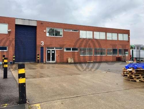 Industrial and logistics Heathrow, UB7 0LB - 3 Skyport Trade Park Heathrow - 3