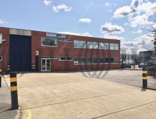 Industrial Heathrow, UB7 0LB - 3 Skyport Trade Park Heathrow - 3
