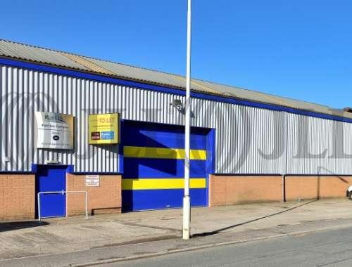 Industrial Rosyth, KY11 2XB - Unit 4C Barham Road - 1