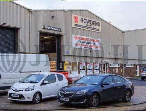 Industrial High wycombe, HP12 3RS - M40 Trade Park - 40