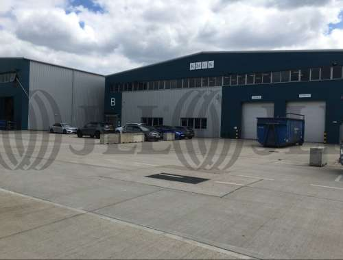 Industrial Hayes, UB3 1DQ - Unit B, Crosspoint Distribution Park - 87550