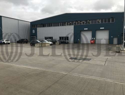 Industrial and logistics Hayes, UB3 1DQ - Unit B, Crosspoint Distribution Park - 78639