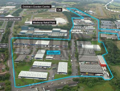 Industrial Cumbernauld, G68 0LW - Wardpark Industrial Estate - 88649