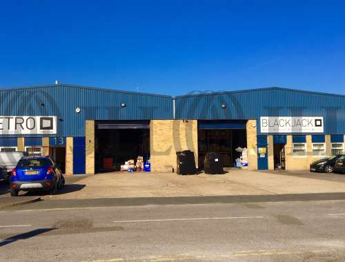 Industrial Heathrow, UB7 8PG - Unit 13, Liddall Way - 1