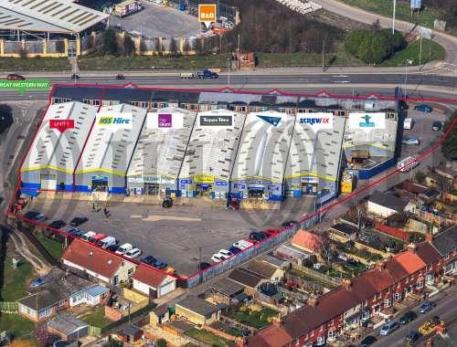 Industrial Swindon, SN2 2DJ - Unit 1 Great Western Trade Park - 89636