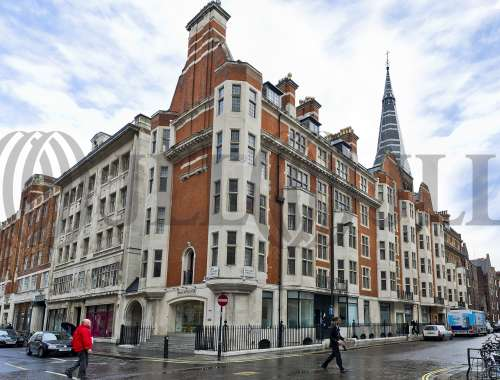 Serviced office London, W1W 8RL - 10 Margaret Street  - 8359