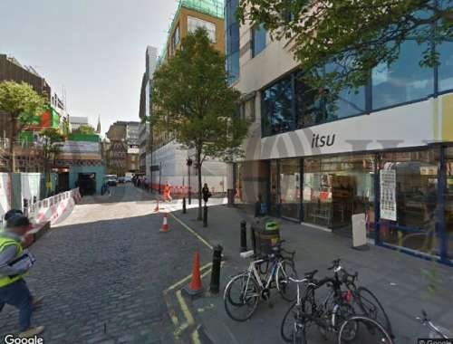 Office London, W1F 0DQ - 33 Broadwick Street - 90382