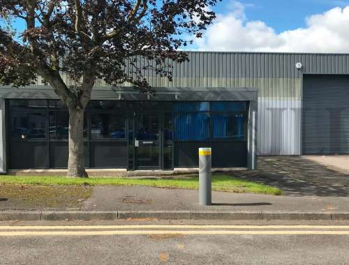 Industrial Altrincham, WA14 5RZ - Unit H3 Hannover Industrial Estate - 2