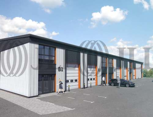 Industrial Chippenham, SN14 0GB - Unit A1 - Methuen Park - 90477