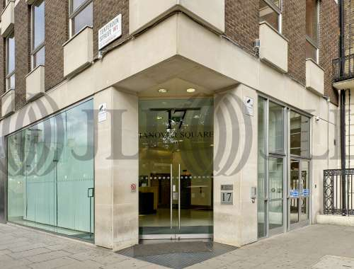 Serviced office London, W1S 1BN - 17 Hanover Square - 17