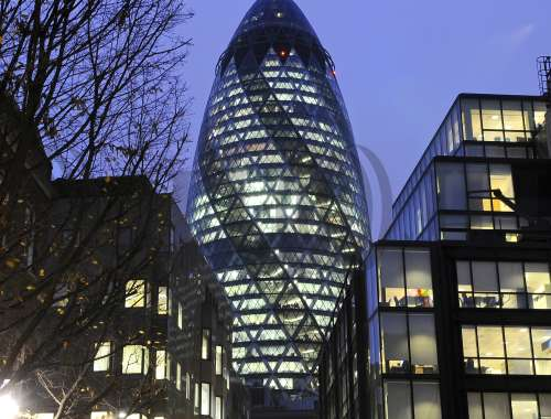 Serviced office London, EC2M 4YF - Devonshire Square - 1