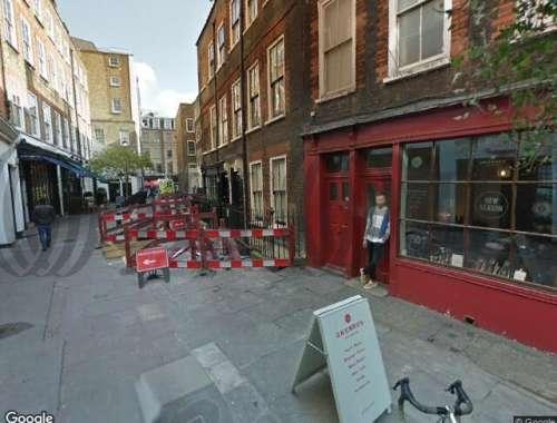 Office London, W1F 0ES - 13 Meard Street - 90797